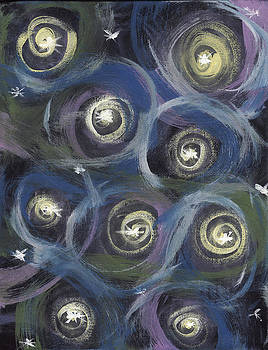 Spiral Stars by Ashley King