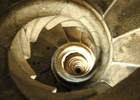 Julie Grandfield - Spiralling
