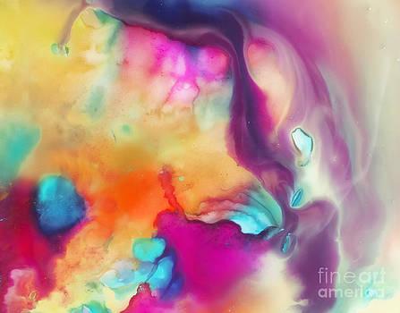 Justyna Jaszke JBJart - Spirit abstract painting