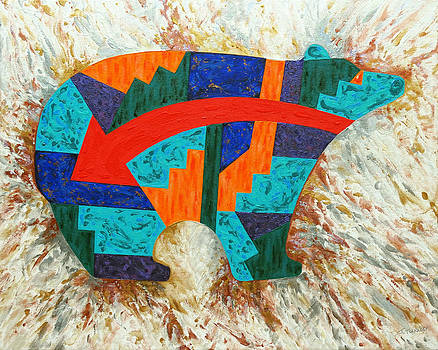 Julie Turner - Spirit Bear 01
