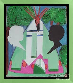 Spirit Children of the Wigwam by Sylvia Howarth