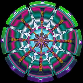 Spirit Dream Catcher by Julie Grace