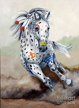 Spirit Horse by JoAnn Morgan Smith