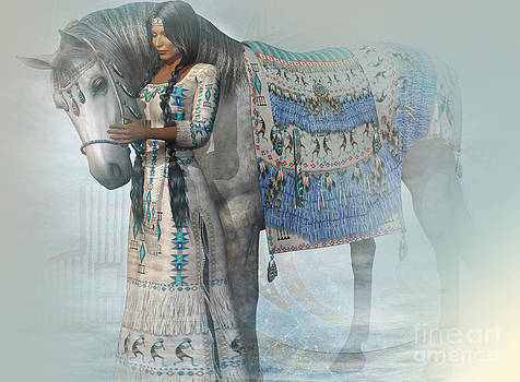 SPIRIT Horse by Shadowlea Is
