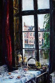 Spirit of Bruges by Olga Kurzanova