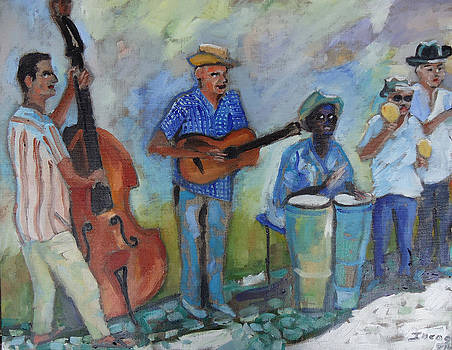 Spirit of Cuba by Henry Beer