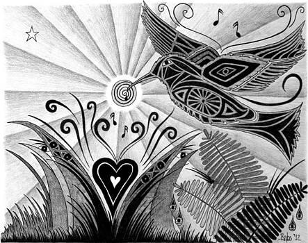 Spirit Of Joy  by Barb Cote