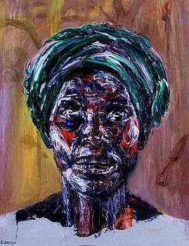 Spirit of mother Africa by Edward Ofosu