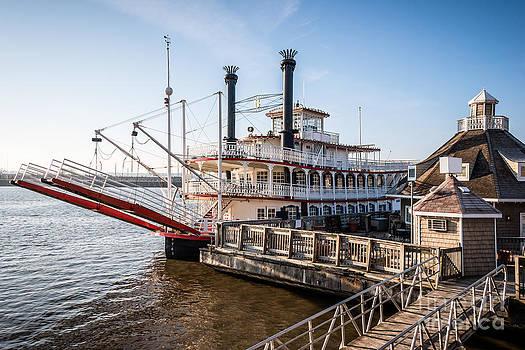 Paul Velgos - Spirit of Peoria Riverboat in Peoria Illinois