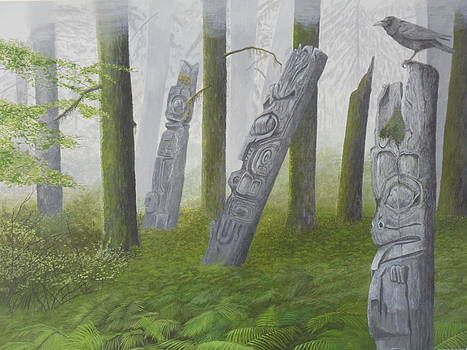 Spirit of the Forest by James Lawler