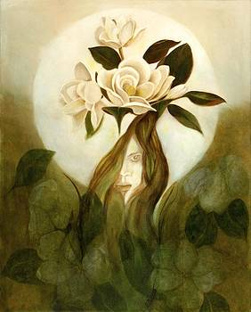 Spirit of the Magnolia by Diane Nations