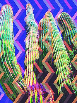 Spirit of the Saguaro by Michelle Dallocchio