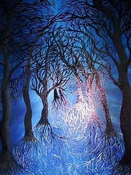 Spirit of the Trees by Alina Skye