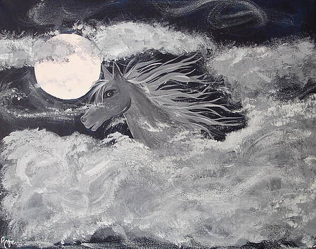 Spirit Stallion by Angie Butler
