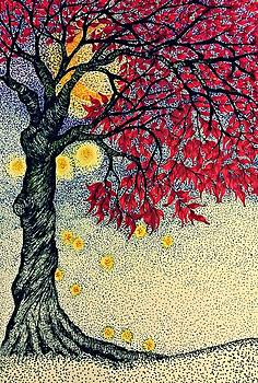 Spirit Tree by Amanda Copenhaver