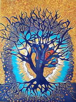 Spirit Tree by Molly Indura