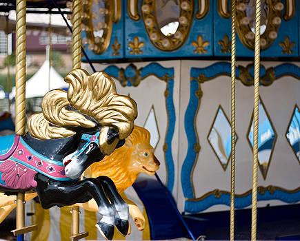 Spirited Carousel by Jesska Hoff