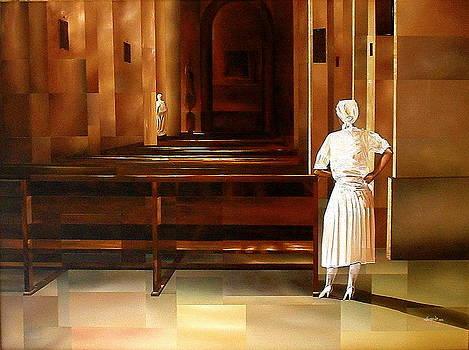 Spiritual Enlightenment by Laurend Doumba