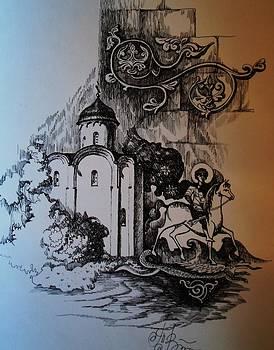 Spiritual Traditions by Valeriya Temnenko