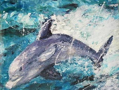 Splash by JoAnn Wheeler