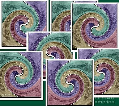Splash of Colors by Ann Calvo
