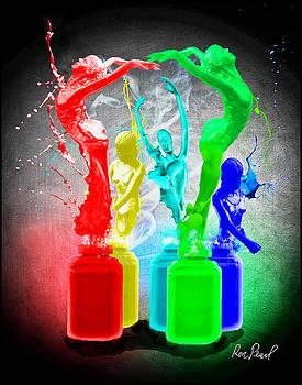 Splashdance by Ron Pearl