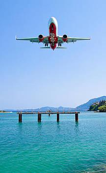 Splendid Landing by Viacheslav Savitskiy