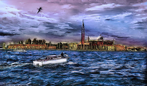 Splendor of Venice by Cary Shapiro