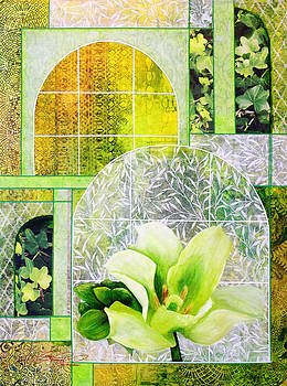 Splendour of the Seasons - Spring by Lynn Lawson Pajunen