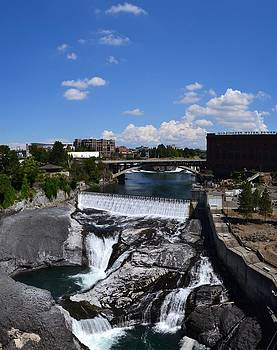 Michelle Calkins - Spokane Falls and Riverfront