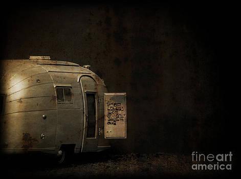 Edward Fielding - Spooky Airstream Campsite