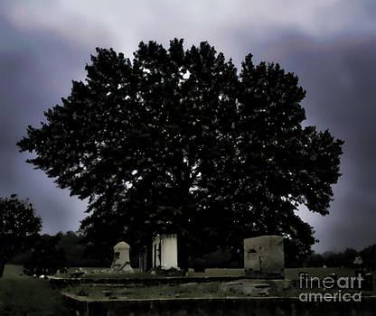 Eva Thomas - Spooky Graveyard