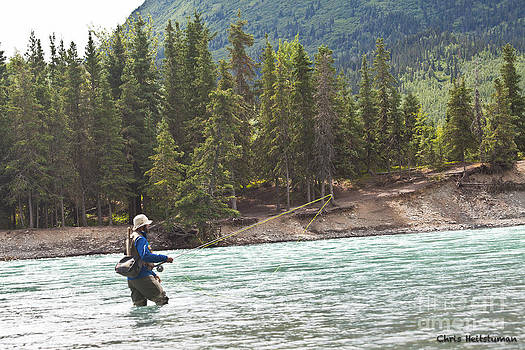 Sport Fishing by Chris Heitstuman