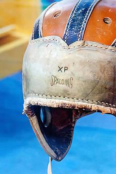 Art Block Collections - Sports - Vintage Football Helmet