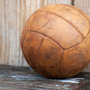 Art Block Collections - Sports - Vintage Volleyball