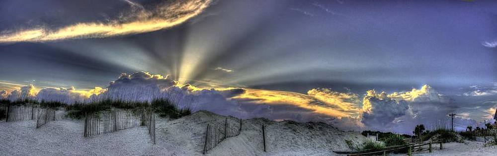 Spotlight Sunset by Ed Roberts