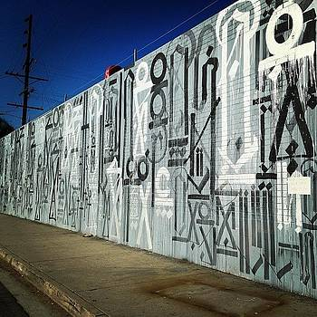 Spotted This @ironeyeretna Mural During by Andres Cruz