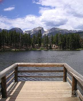 Sprague Lake by Crystal Miller