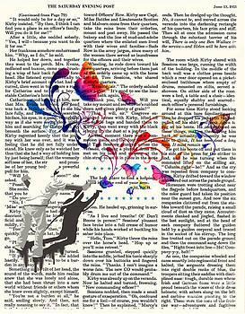Sassan Filsoof - spray natura graffiti art print