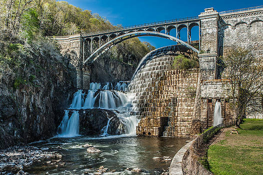 David Hahn - Spring Afternoon at the Croton Gorge Dam