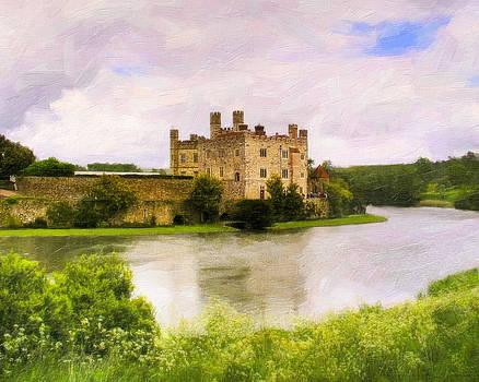Mark Tisdale - Spring at Leeds Castle