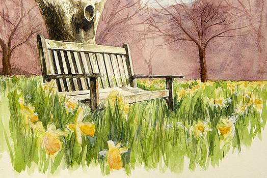 Spring by Bakhtiar Umataliev