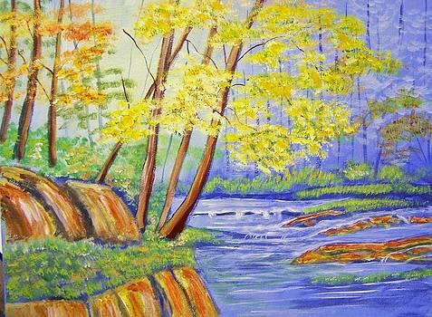 Spring Bayou by Belinda Lawson