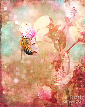 Spring Bee by Pam Carter