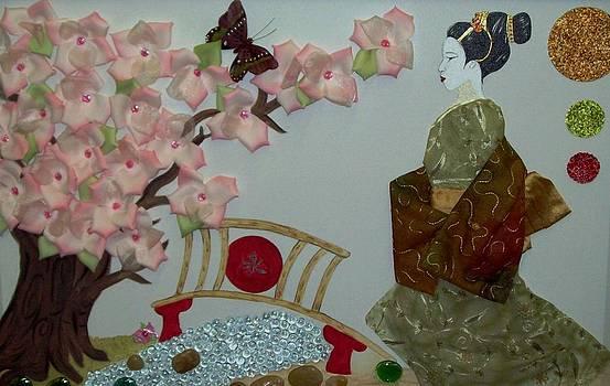 Spring Blossom by Edwina Sage Washington