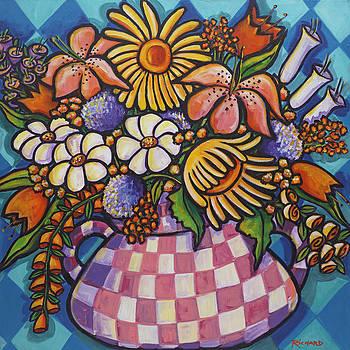 Spring Bouquet by Ilene Richard