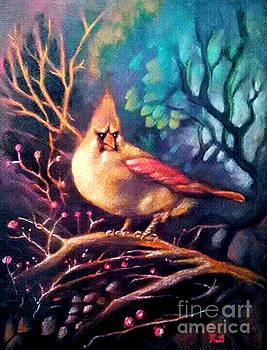 Spring Cardinal by Gary Renegar
