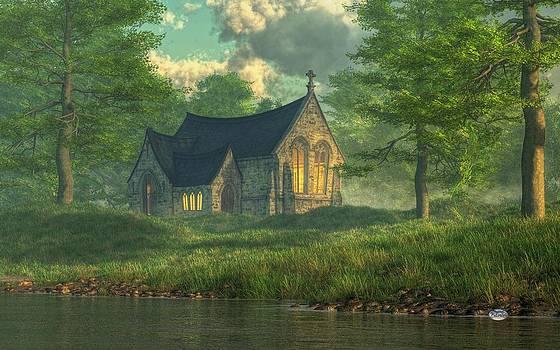 Daniel Eskridge - Spring Chapel