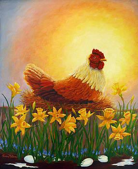 Spring Chicken by Karen Mattson