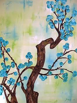 Spring by Doris Cohen